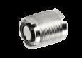 Battery adapter CR123A 3V / AA 1,5V
